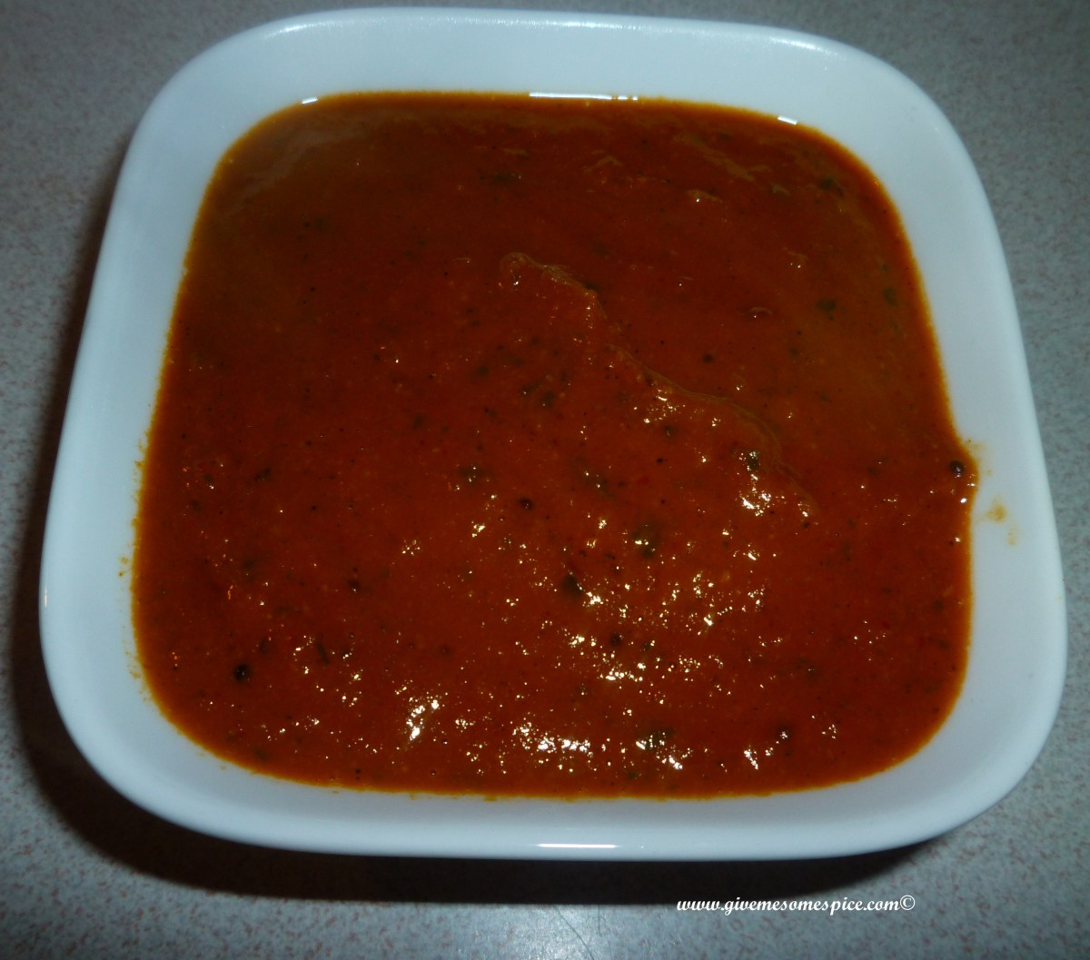 Balti Sauce Home made